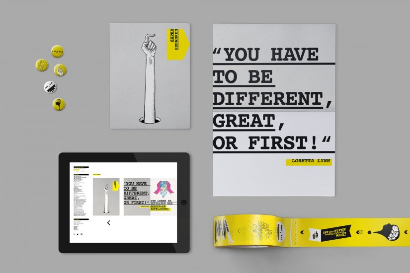 Super Corporate Design 03 Stationary