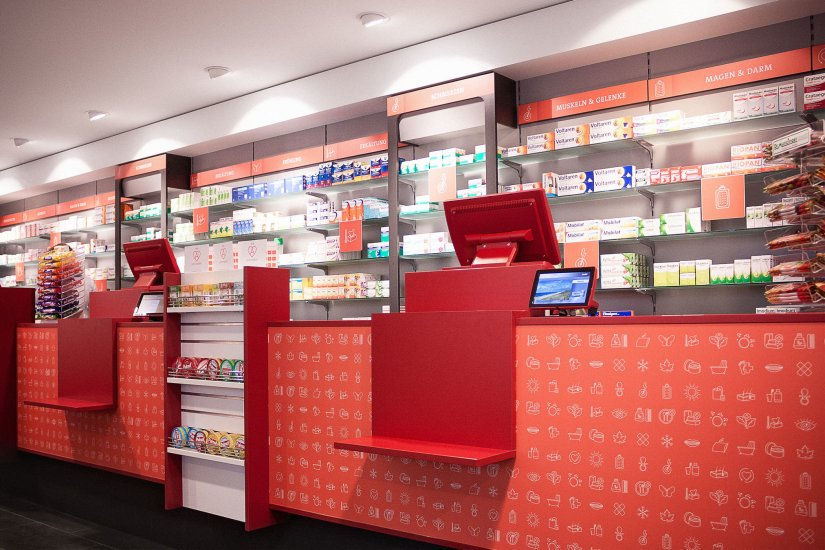 Super Lichtenberg Apotheke Corporate Design 11 Interior