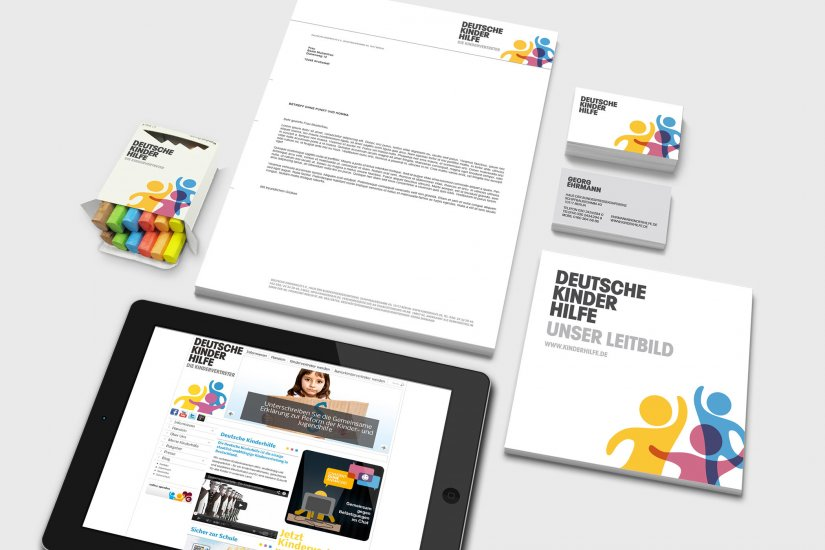 Super Case Deutsche Kinderhilfe 03 Corporate Design