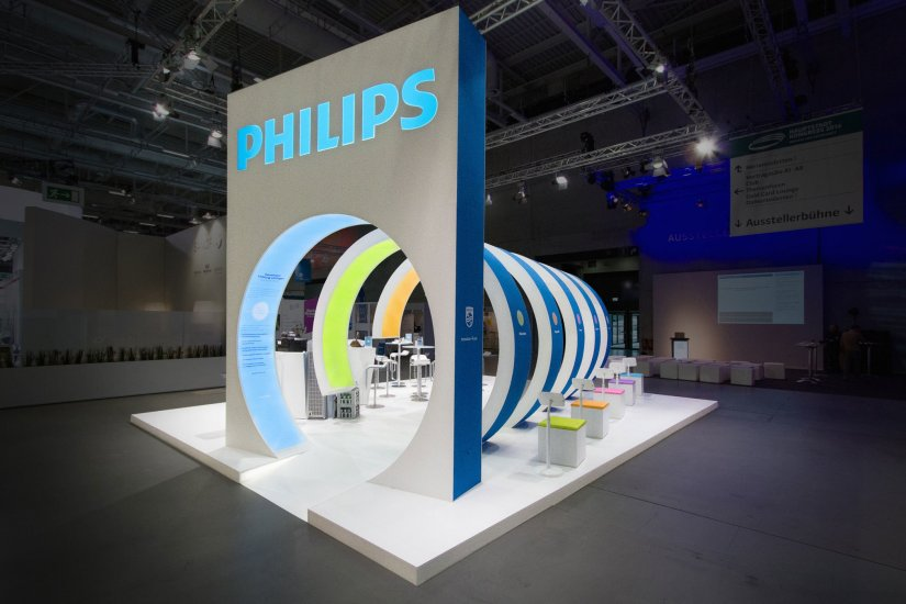 Super Philips Hsk Messe 2014 Messestand 07
